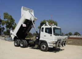 Rigid Truck Body